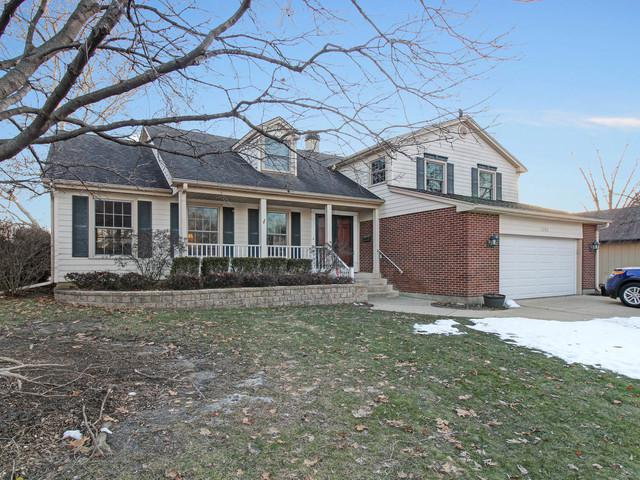 1085 W Hunting Drive, Palatine, IL 60067 (MLS #10152107) :: The Wexler Group at Keller Williams Preferred Realty