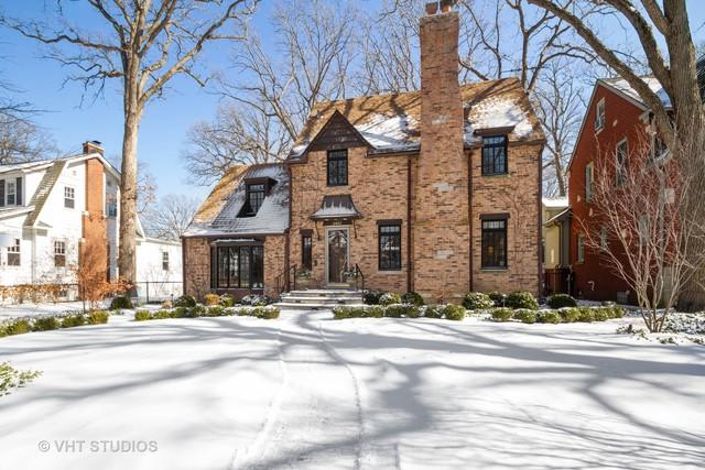 2433 Marcy Avenue, Evanston, IL 60201 (MLS #10152170) :: Ryan Dallas Real Estate