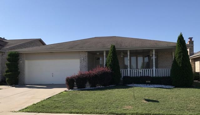 5321 W 108th Place, Oak Lawn, IL 60453 (MLS #10152282) :: Ryan Dallas Real Estate