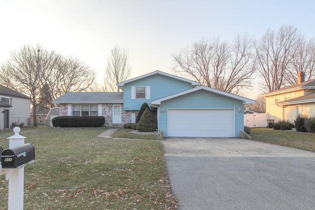 511 Parkshore Drive, Shorewood, IL 60404 (MLS #10152341) :: The Wexler Group at Keller Williams Preferred Realty