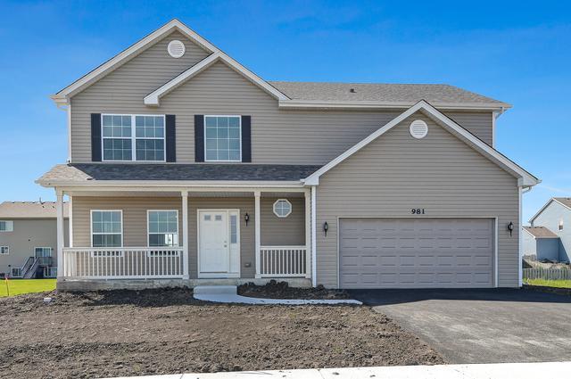 2901 Brett Drive, New Lenox, IL 60451 (MLS #10152372) :: The Wexler Group at Keller Williams Preferred Realty