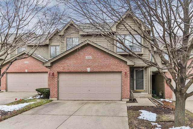 2034 Jeffrey Court #2034, Elgin, IL 60123 (MLS #10152384) :: The Perotti Group | Compass Real Estate