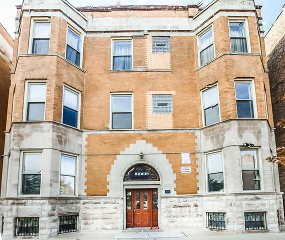 4852 S Prairie Avenue 2A, Chicago, IL 60615 (MLS #10152429) :: The Spaniak Team
