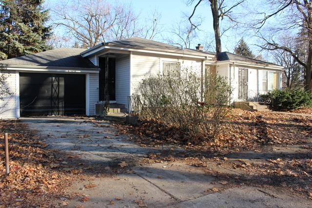 2120 170th Street, Hazel Crest, IL 60429 (MLS #10152443) :: Leigh Marcus   @properties