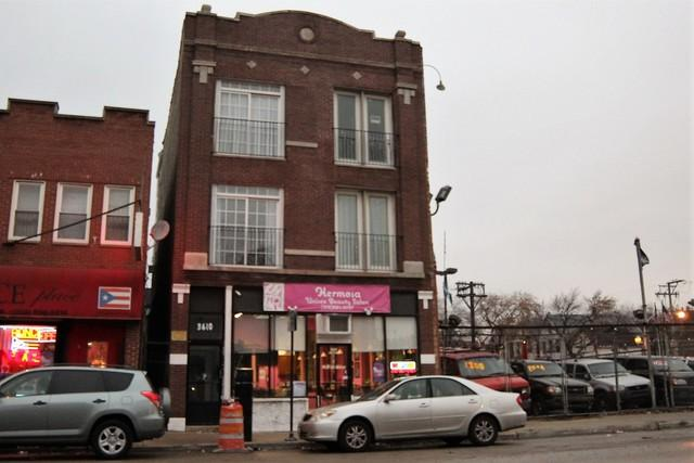 3610 North Avenue, Chicago, IL 60647 (MLS #10152454) :: The Spaniak Team
