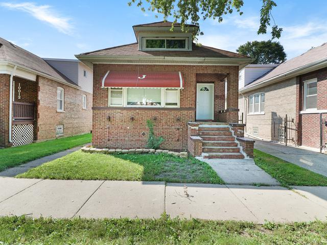 10008 S Wallace Street, Chicago, IL 60628 (MLS #10152480) :: The Spaniak Team