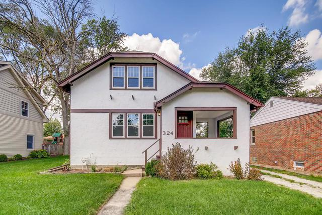 324 55th Street, Downers Grove, IL 60515 (MLS #10152521) :: The Wexler Group at Keller Williams Preferred Realty