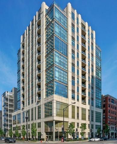 150 W Superior Street #801, Chicago, IL 60654 (MLS #10152531) :: The Perotti Group | Compass Real Estate
