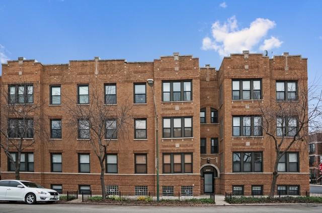 1001 N Campbell Avenue #1, Chicago, IL 60622 (MLS #10152539) :: The Perotti Group | Compass Real Estate