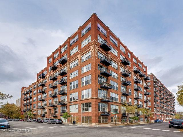 1500 W Monroe Street #727, Chicago, IL 60607 (MLS #10152545) :: Property Consultants Realty
