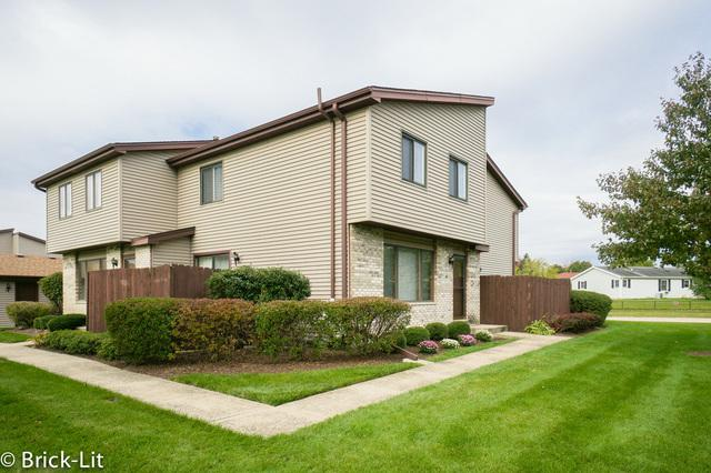 412 Circlegate Road #3, New Lenox, IL 60451 (MLS #10152570) :: The Wexler Group at Keller Williams Preferred Realty