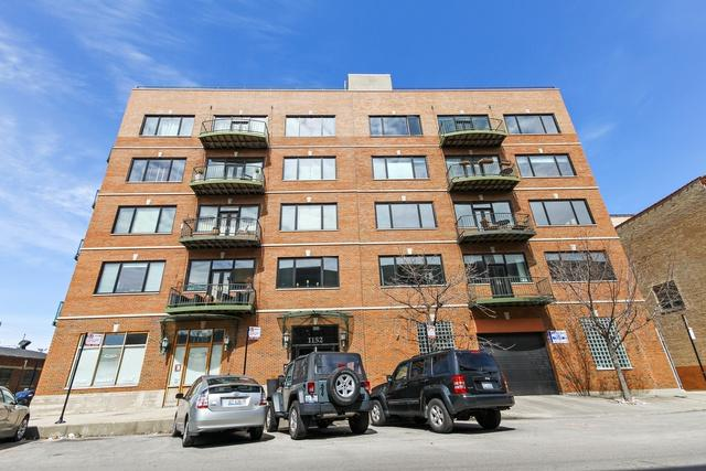 1152 W Fulton Market Street 3D, Chicago, IL 60607 (MLS #10152594) :: Property Consultants Realty