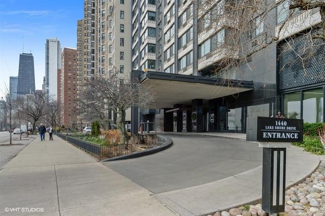 1440 N Lake Shore Drive 16D, Chicago, IL 60610 (MLS #10152639) :: Property Consultants Realty