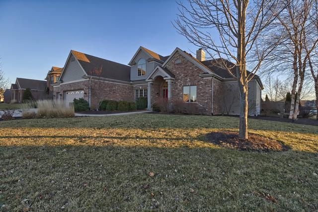 4807 Chestnut Grove Drive, Champaign, IL 61822 (MLS #10152764) :: Ryan Dallas Real Estate