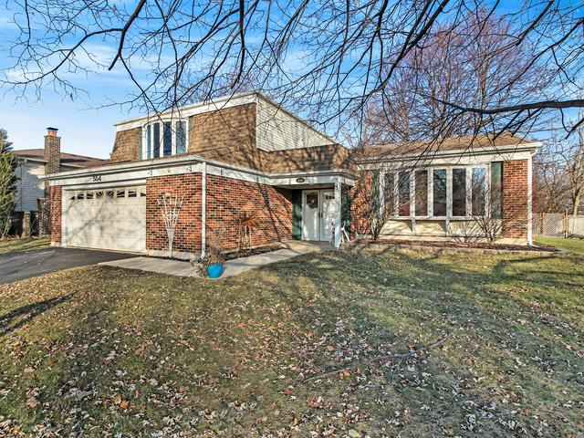 554 Rockhurst Road, Bolingbrook, IL 60440 (MLS #10152779) :: The Dena Furlow Team - Keller Williams Realty
