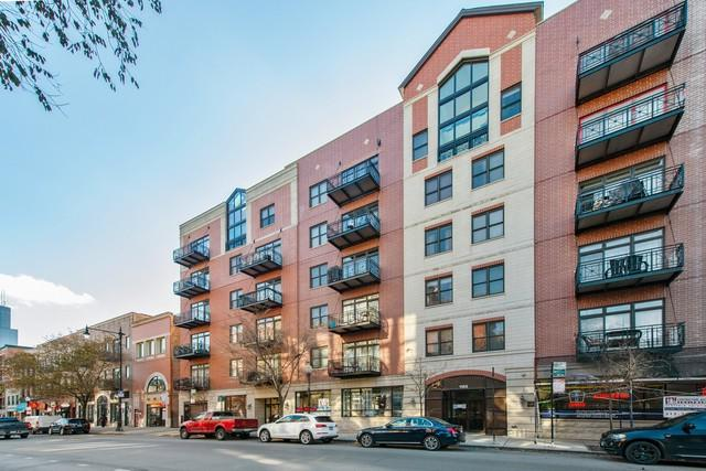 1155 W Madison Street #307, Chicago, IL 60607 (MLS #10152888) :: Property Consultants Realty