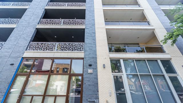 851 N California Avenue #3, Chicago, IL 60622 (MLS #10152907) :: Property Consultants Realty