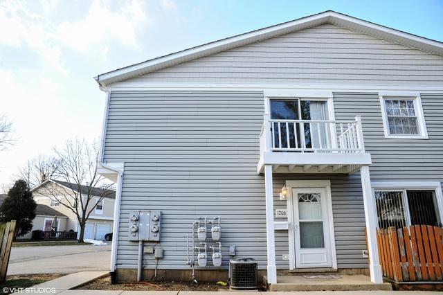 1206 Cypress Drive 5D, Wheeling, IL 60090 (MLS #10152932) :: Helen Oliveri Real Estate
