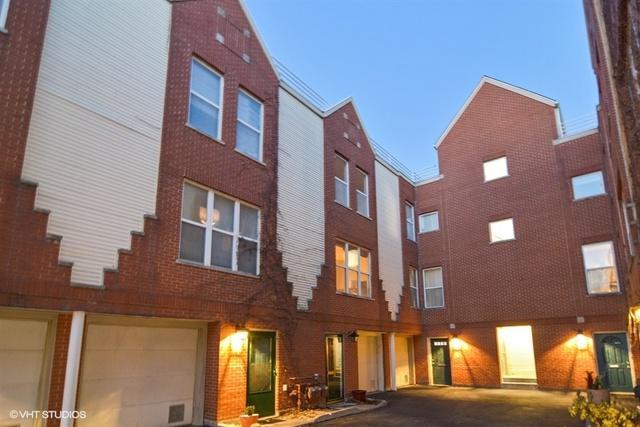 555 N Artesian Avenue E, Chicago, IL 60612 (MLS #10152959) :: The Perotti Group | Compass Real Estate