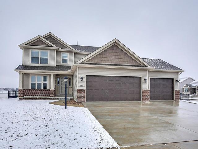 118 Astoria Drive, Savoy, IL 61874 (MLS #10152995) :: Ryan Dallas Real Estate