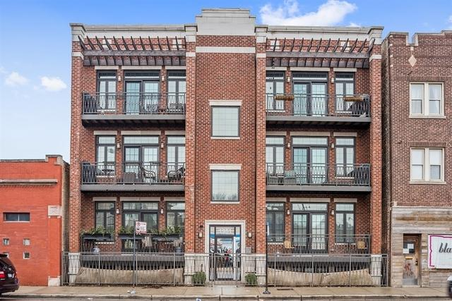 1951 W Belmont Avenue 3E, Chicago, IL 60657 (MLS #10153004) :: Leigh Marcus | @properties
