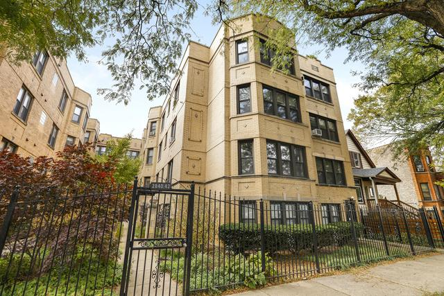 2842 N Francisco Avenue 3A, Chicago, IL 60618 (MLS #10153052) :: Domain Realty