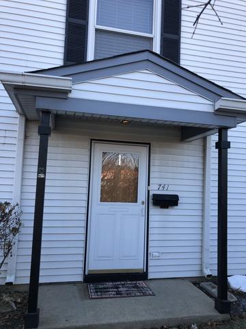 741 Wellington Avenue U13, Elk Grove Village, IL 60007 (MLS #10153128) :: Helen Oliveri Real Estate