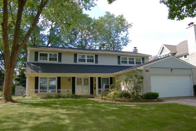 511 W Haven Drive, Arlington Heights, IL 60005 (MLS #10153151) :: Baz Realty Network   Keller Williams Preferred Realty