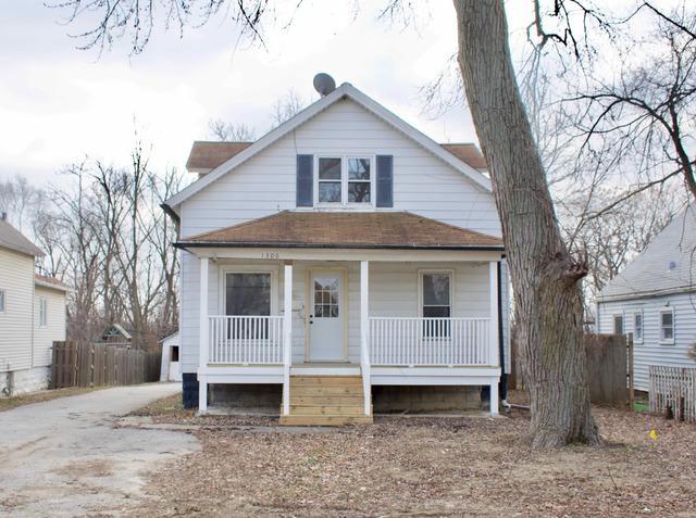 1306 Brown Avenue, Joliet, IL 60432 (MLS #10153252) :: The Dena Furlow Team - Keller Williams Realty