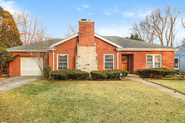 1223 Douglas Avenue, Flossmoor, IL 60422 (MLS #10153304) :: The Wexler Group at Keller Williams Preferred Realty