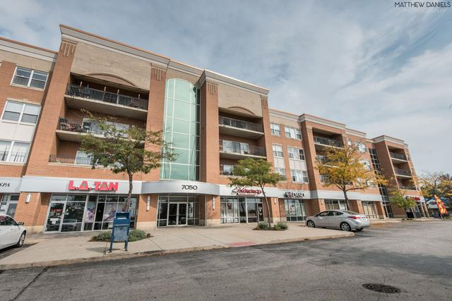 7050 W 183rd Street #408, Tinley Park, IL 60477 (MLS #10153311) :: The Wexler Group at Keller Williams Preferred Realty