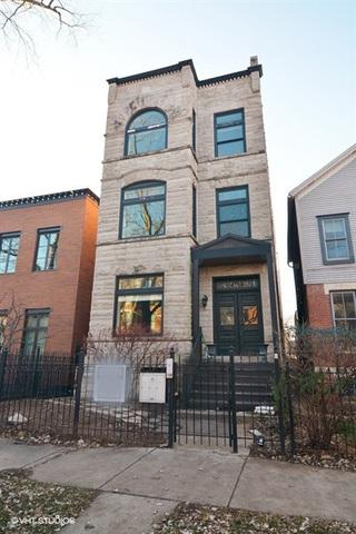 1422 N Hoyne Avenue #2, Chicago, IL 60622 (MLS #10153325) :: Leigh Marcus | @properties