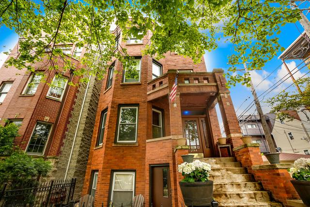 2744 N Bosworth Avenue 1W, Chicago, IL 60614 (MLS #10153342) :: Property Consultants Realty