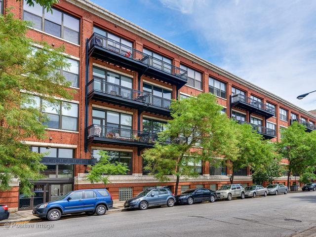 1040 W Adams Street #406, Chicago, IL 60607 (MLS #10153370) :: Property Consultants Realty