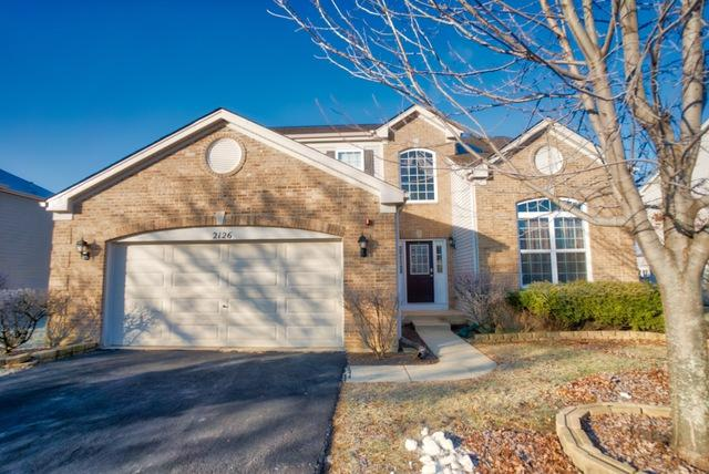 2126 Cabrillo Lane, Hoffman Estates, IL 60192 (MLS #10153373) :: The Mattz Mega Group