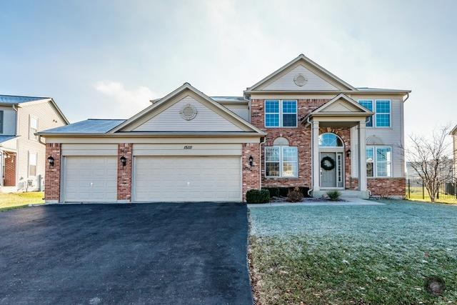 15111 W Albright Drive, Lockport, IL 60441 (MLS #10153463) :: The Wexler Group at Keller Williams Preferred Realty