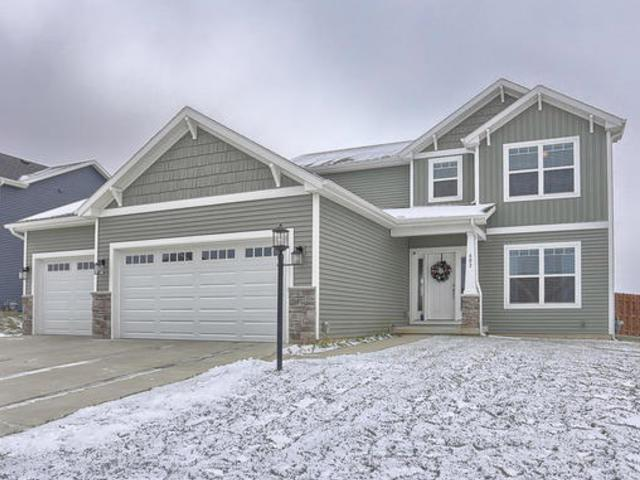 603 Country Ridge Drive, Mahomet, IL 61853 (MLS #10153543) :: Littlefield Group