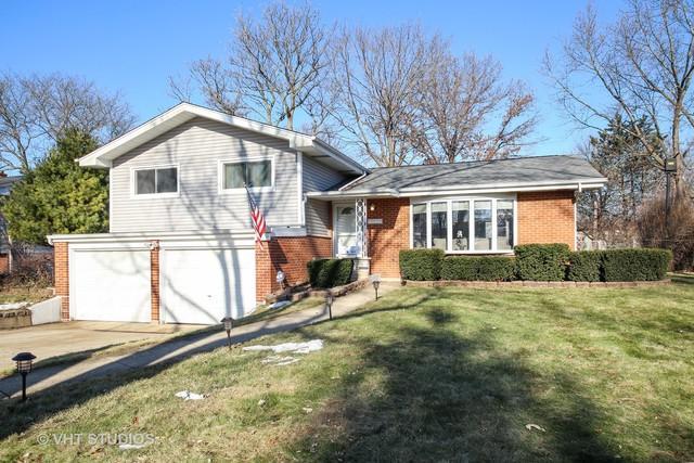 1510 E Thayer Street, Mount Prospect, IL 60056 (MLS #10153566) :: Helen Oliveri Real Estate