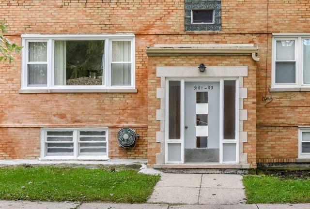 3101 W Rosemont Avenue 1E, Chicago, IL 60659 (MLS #10153583) :: The Spaniak Team