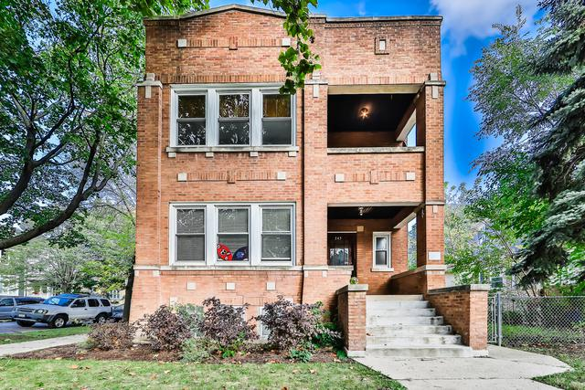 3457 N Avers Avenue, Chicago, IL 60618 (MLS #10153613) :: The Spaniak Team
