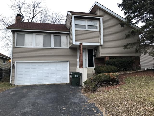 3406 Fountainbleau Drive, Hazel Crest, IL 60429 (MLS #10153682) :: The Dena Furlow Team - Keller Williams Realty