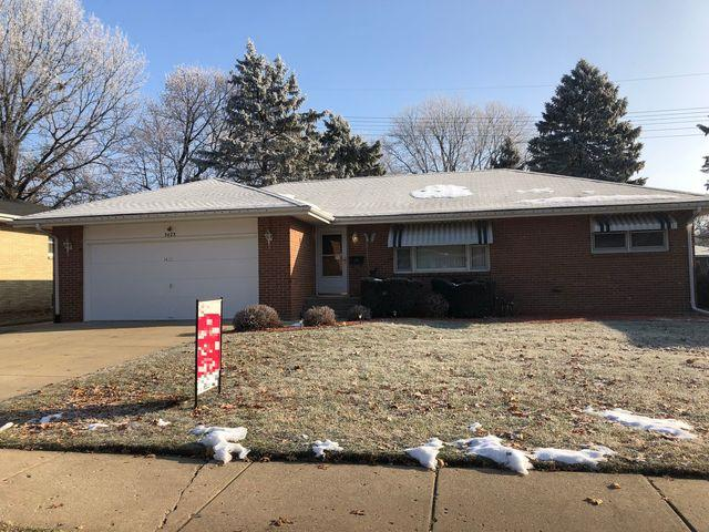 3423 Schalck Drive, Rockford, IL 61103 (MLS #10153702) :: The Spaniak Team