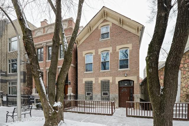 1401 N Mohawk Street, Chicago, IL 60610 (MLS #10153762) :: Property Consultants Realty