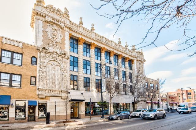 1635 W Belmont Avenue #203, Chicago, IL 60657 (MLS #10153837) :: Touchstone Group