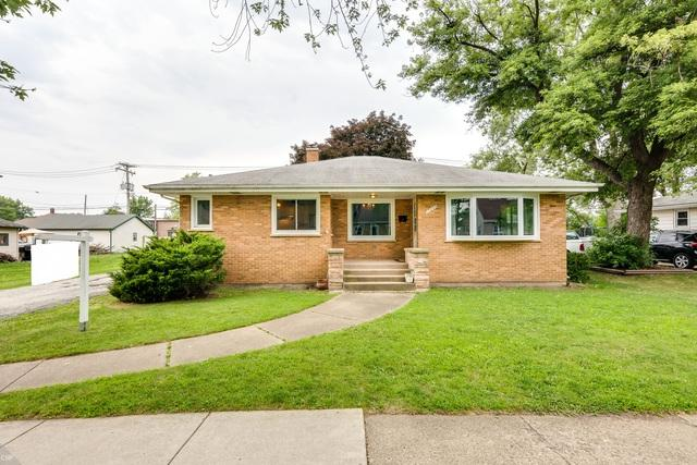 17044 Elm Lane Drive, Tinley Park, IL 60477 (MLS #10153872) :: The Wexler Group at Keller Williams Preferred Realty