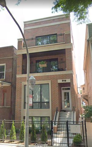 919 W Wrightwood Avenue #3, Chicago, IL 60614 (MLS #10153890) :: Property Consultants Realty