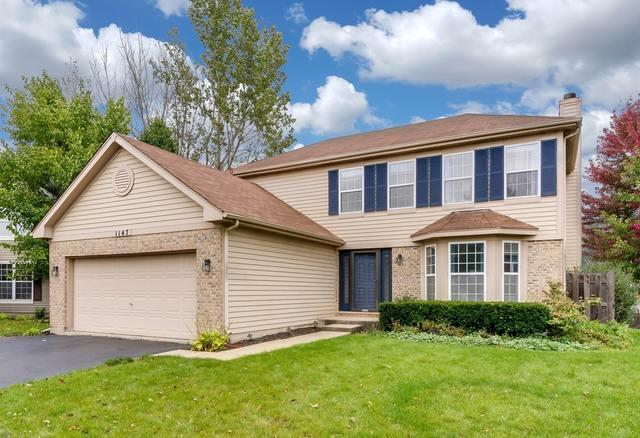 1147 Lakewood Circle, Naperville, IL 60540 (MLS #10154061) :: Baz Realty Network | Keller Williams Preferred Realty