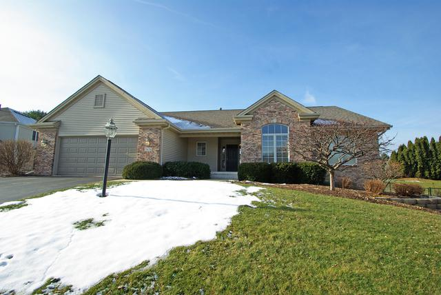 3676 Sage Drive, Rockford, IL 61114 (MLS #10154075) :: The Spaniak Team