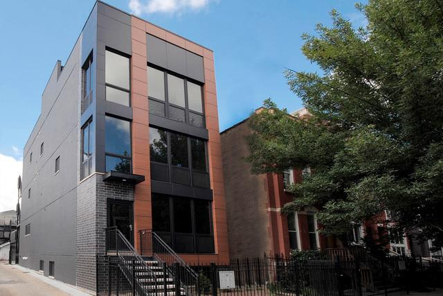 1012 N Paulina Street #2, Chicago, IL 60622 (MLS #10154113) :: The Perotti Group | Compass Real Estate