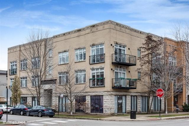 2135 W Roscoe Street 3S, Chicago, IL 60618 (MLS #10154131) :: Touchstone Group